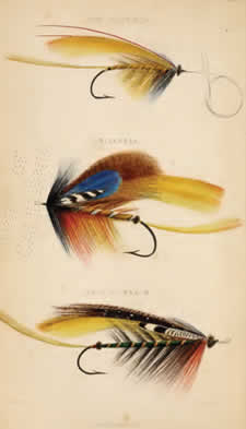 Classic Salmon Flies from flyfisher.com